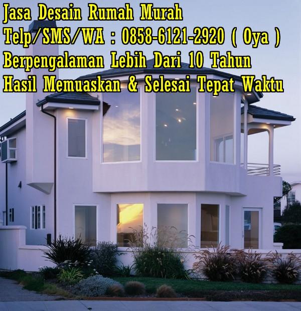 Lihat Jasa Desain Rumah Semarang Cv Prima Utama Arsitektur 3d Tampak