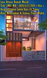 jasa-desain-rumah-murah-tangerang